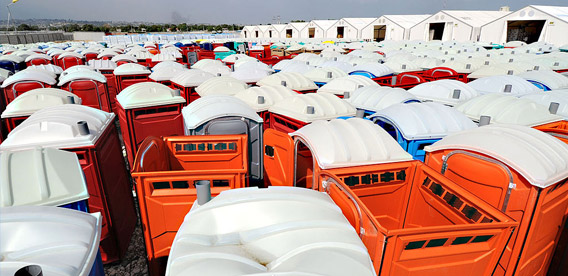 Champion Portable Toilets in Fort Hood, TX